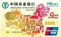 农行中国旅游IC信用卡