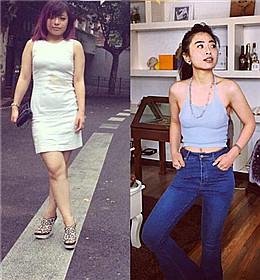 她瘦了30斤,还帮别人减了10万斤!