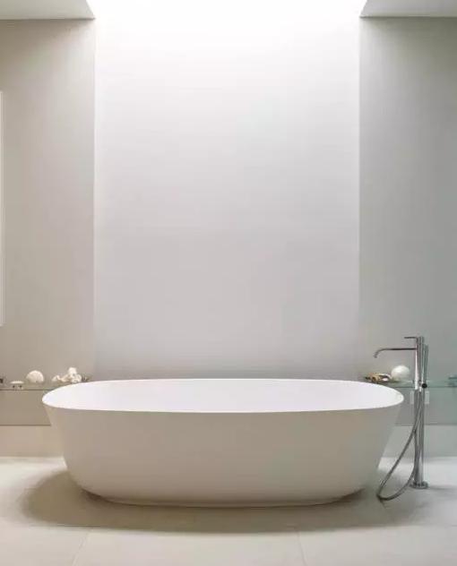 当你泡澡时你在想什么,这些禅意的浴室能让人入定