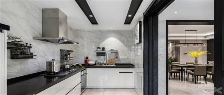 现代风格的四居室大宅,享受恬静淡然的齐乐娱乐网页版