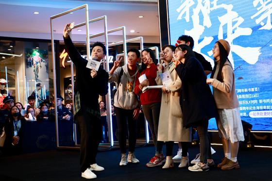 青年畅销书作家刘同在厦门举办新书销量150万册庆功会暨跨年签售会