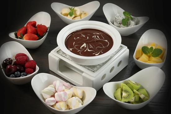 """Chocolate Fondue,""""涮""""出冬日丝滑甜蜜"""