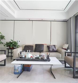 新中式 | 151平老人房巧搭全智能家居这么方便!
