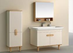 华艺卫浴: 橡木浴室柜