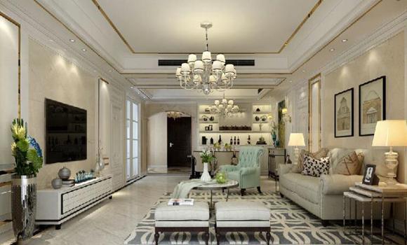 宅居宅修装饰:维多利亚欧式奢华