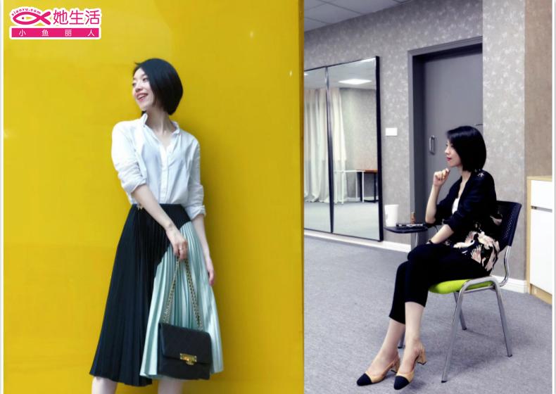 【她生活】第六期:可颜国际美学首席形象顾问金晶