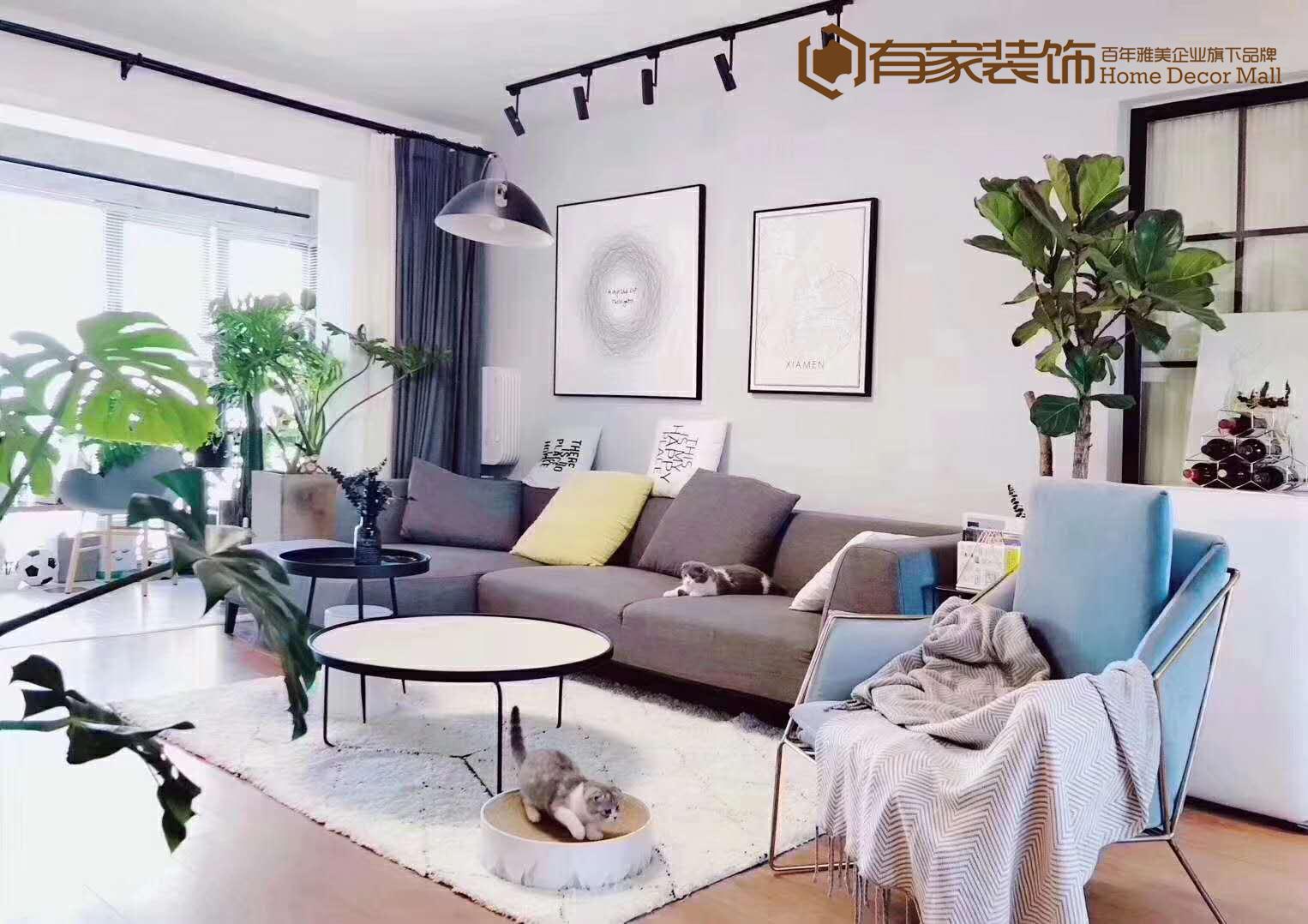海晟维多利亚 现代简约【有家装饰 】