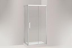 科勒卫浴:移门淋浴房 L型移门