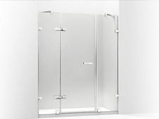 科勒卫浴:开门淋浴房 一字型