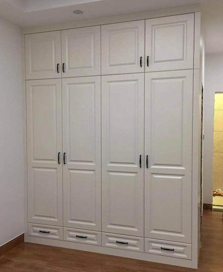 我家整木定制-衣柜