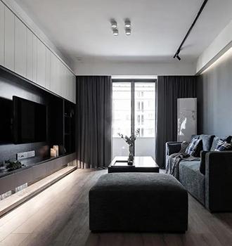 现代|收纳面积超过房屋面积,装得下生活的一切!