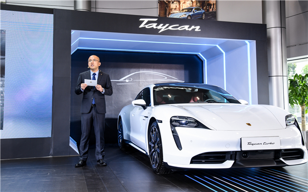 全新保时捷Taycan Turbo S及Taycan Turbo 厦门正式上市