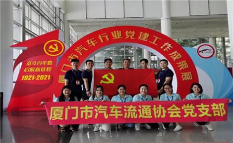 协会党支部庆祝建党100周年系列活动